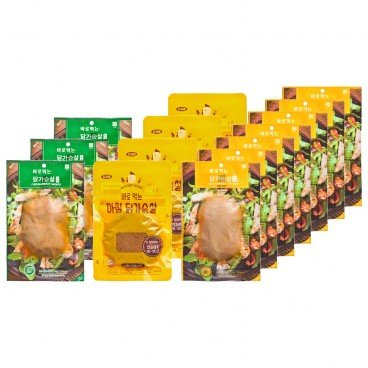 ACHIM - Set chicken Breast 7 Days - 100GX14