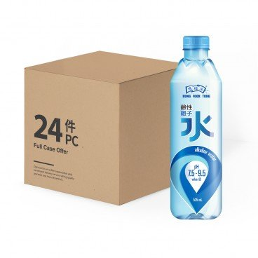 HUNG FOOK TONG - Alkaline Water case - 535MLX24