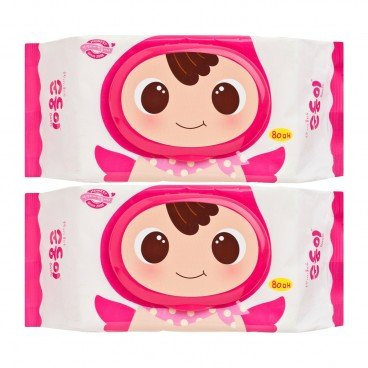 SOONDOONGI - Basic Baby Wet Tissue - 80'SX2