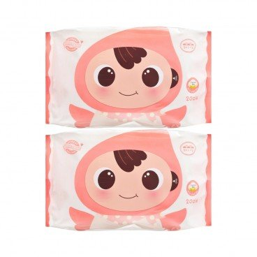 SOONDOONGI - Fragrance Free Baby Wet Tissue - 20'SX2