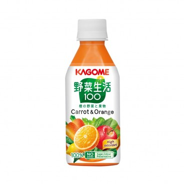 KAGOME - Carrot Mixed Juice - 280MLX3