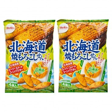 BEFCO - Rice Cracker corn Flavour - 54GX2