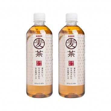 KIRIN - Afternoon Tea Sugar Free Barley Tea - 600MLX2