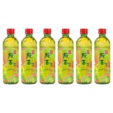 TAO TI - Apple Green Tea - 500MLX6