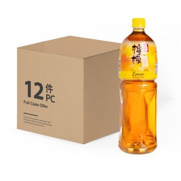 TAO TI - Lemon Oolong Tea full Case - 1.5LX12