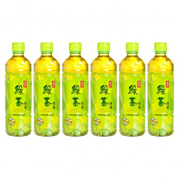 TAO TI - Honey Green Tea - 500MLX6