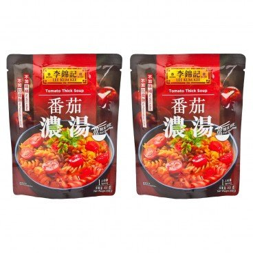 LEE KUM KEE - Tomato Thick Soup - 200GX2