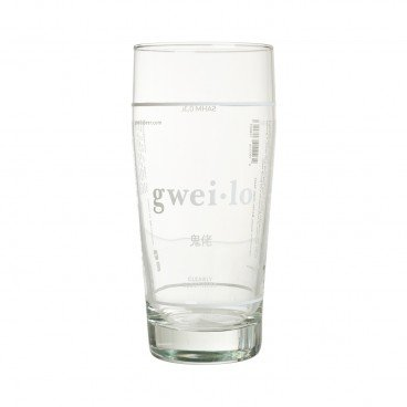 GWEI LO - Beer Glass 300 ml - PC