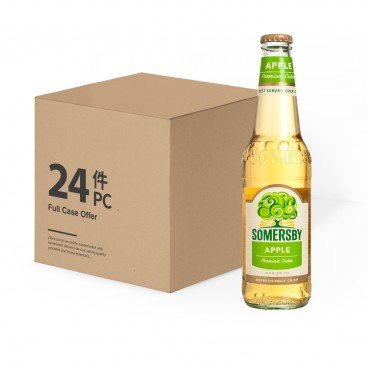 SOMERSBY Apple Cider 330MLX24