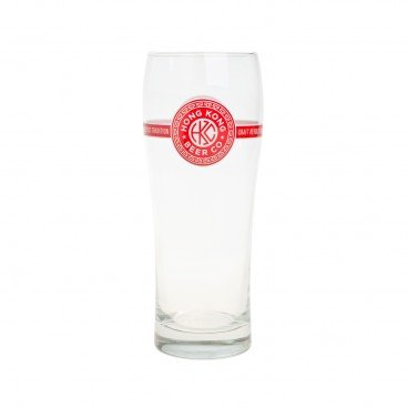 HONG KONG BEER Beer Glass PC