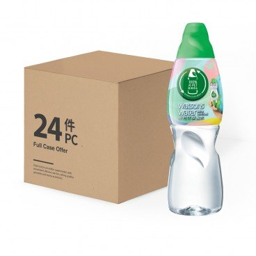 WATSONS - Distilled Water - 800MLX24