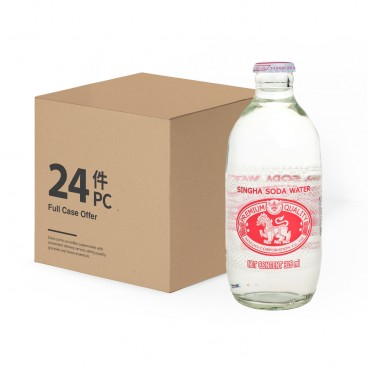 SINGHA Soda Water 325MLX24