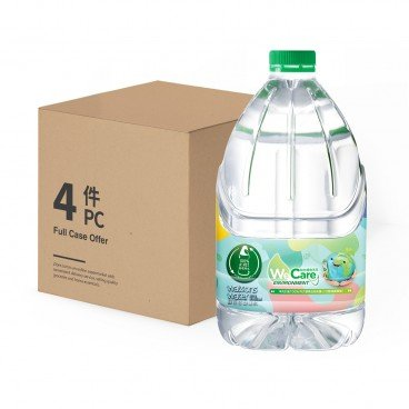 WATSONS Distilled Water 4.5LX4