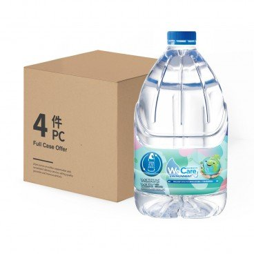 WATSONS - Mineralized Water - 4.5LX4
