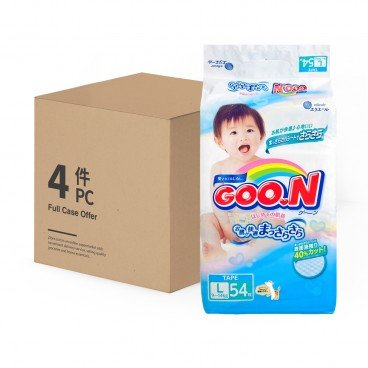 GOO.N大王 - Diapers L Size Case - 54'SX4