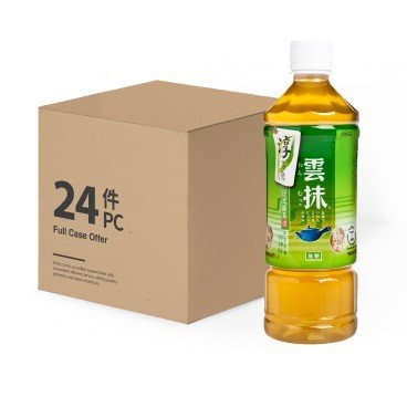 AUTHENTIC TEA HOUSE Green Tea no Sugar 500MLX24