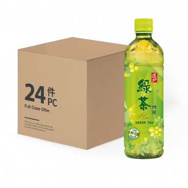 TAO TI - Honey Green Tea - 500MLX24