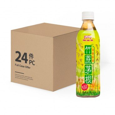 HUNG FOOK TONG - Imperatae Cane Drink - 500MLX24