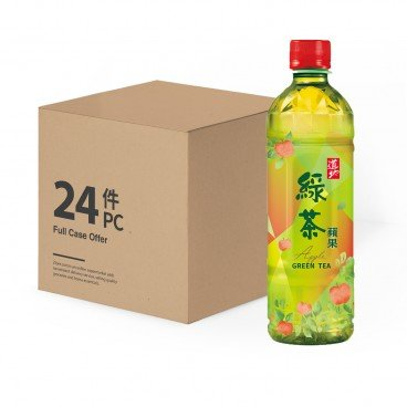 TAO TI Apple Green Tea 500MLX24