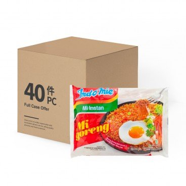 INDOMIE(PARALLEL IMPORT) - Mi Goreng case - 85GX5X8
