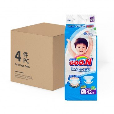 GOO.N大王 - Diapers Xl Size Case - 42'SX4