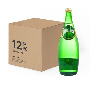 PERRIER(PARALLEL IMPORT) - Sparkling Mineral Water Twist - 750MLX12