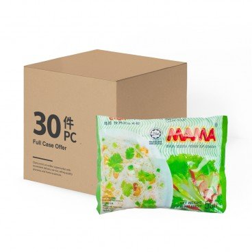 MAMA Instant Rice Vermicelli clear Soup case 55GX30
