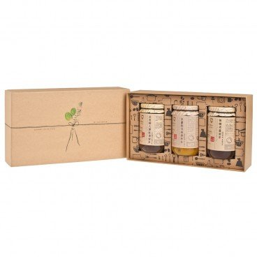 NICOLE'S KITCHEN Gift Box fruit Tea 380G+370G+400G