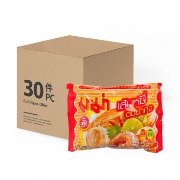 MAMA Instant Rice Vermicelli tom Yum case 55GX30
