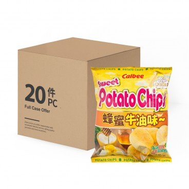 CALBEE Sweet Potato Chips 55GX20