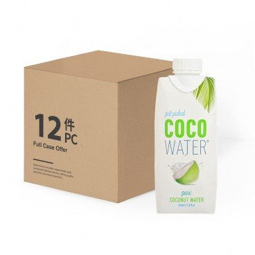 NATURAL PURE COCONUT WATER