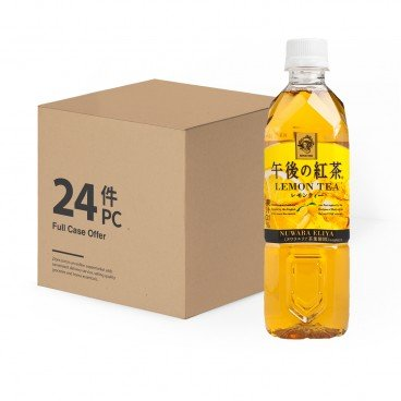 KIRIN - Afternoon Tea Lemon Tea - 500MLX24