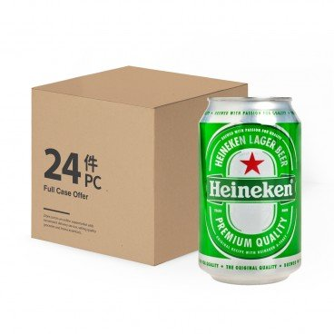 HEINEKEN Beer Can 330MLX24