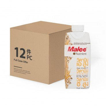 MALEE Oats And Job Tears Cereal Drink 330MLX12