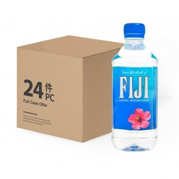 FIJI - Natural Artesian Water - 500MLX24