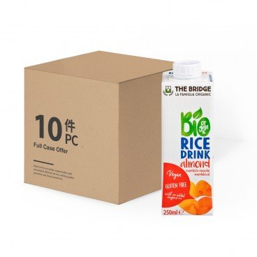 BIO RICE DRINK-ALMOND