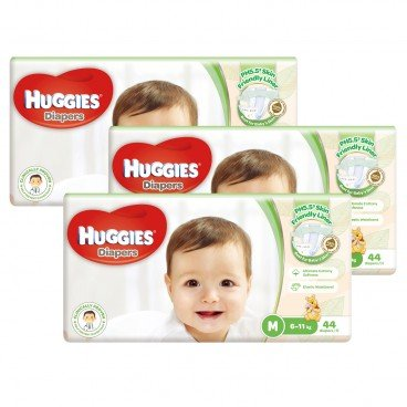 NATURAL SKINCARE DIAPER MEDIUM
