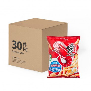 CALBEE Prawn Crackers original Flavour 40GX30