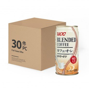 UCC Blend Milk Coffee 185MLX30