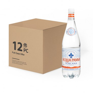STILL NATURAL MINERAL WATER(PLASTIC BOTTLES)