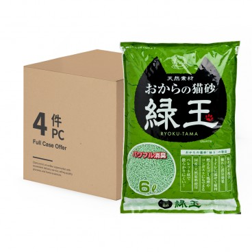 HITACHI Tofu Cat Litter Emerald 6LX4