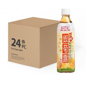 HUNG FOOK TONG Chrysanthemum With Honey Drink case Offer 500MLX24