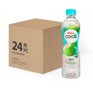 100% COCONUT WATER NAMHOM COCONUT FORMULA-CASE OFFER