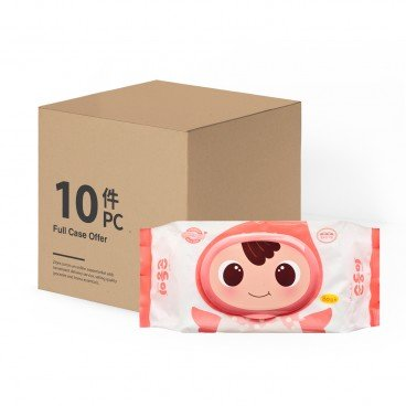 SOONDOONGI Fragrance Free Baby Wet Tissue case Offer 80'SX10