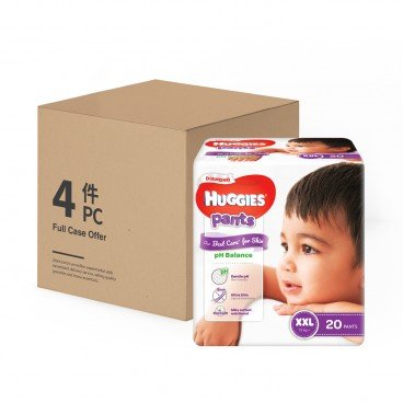 HUGGIES - Diamond Pant Xxl case Offer - 20'SX4