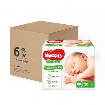 HUGGIES - Diamond Diaper Nb case Offer - 30'SX6