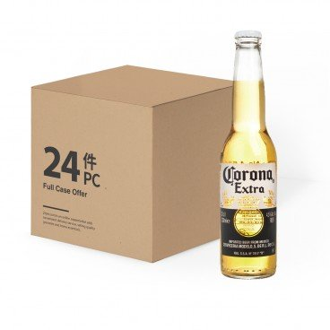 CORONA(PARALLEL IMPORT) - Beer - 330MLX24