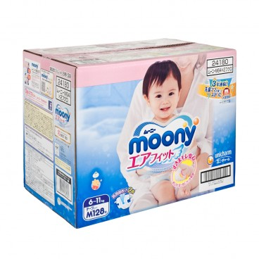 MOONY Diaper Medium case 64'SX2
