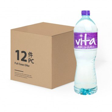 VITA - Pure Distilled Water case - 1.5LX12