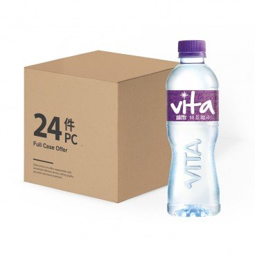 VITA - Pure Distilled Water case - 430MLX24
